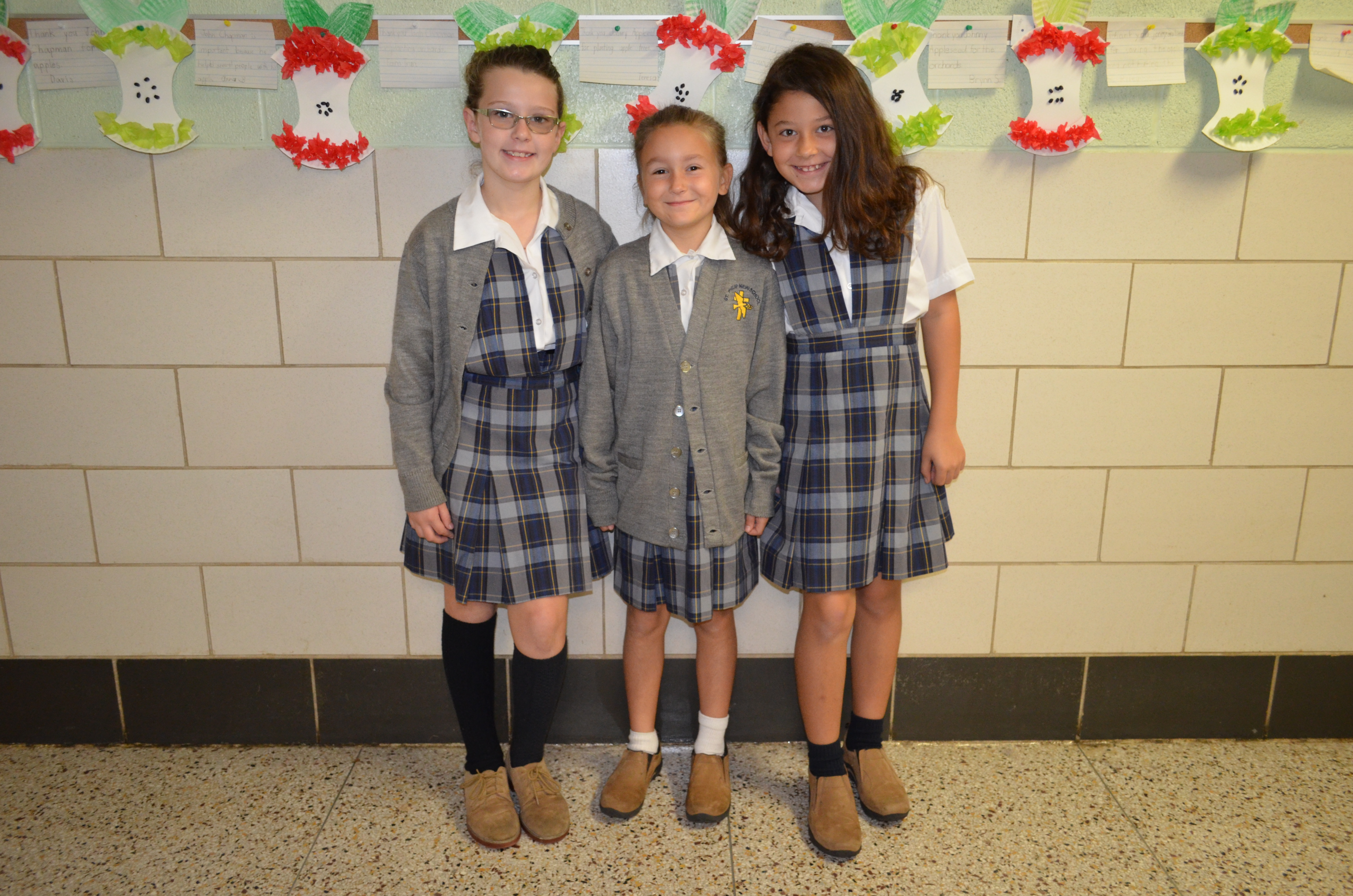 Back to School: Pros and Cons of Catholic Uniforms - EpicPew