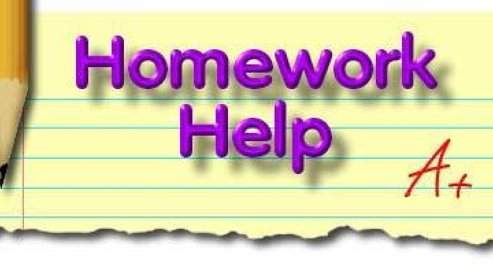 Is there a website for homework help
